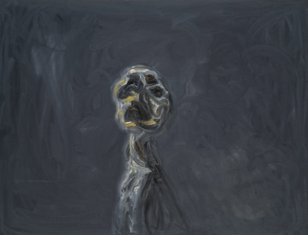 Kliedziens • The Scream, 2012, Oil on canvas, 130 x 170cm